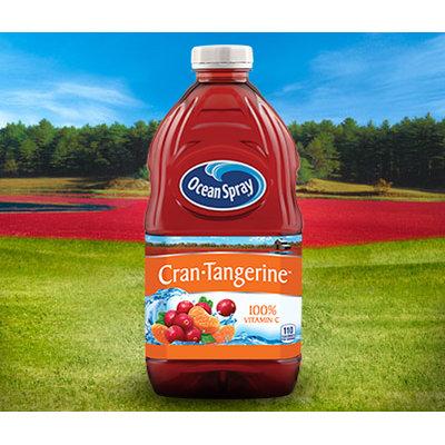 Ocean Spray Cran Tangerine Cranberry Tangerine Juice Drink