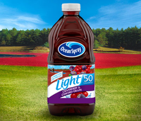 Ocean Spray Light Cranberry & Concord Grape Flavored Juice Drink