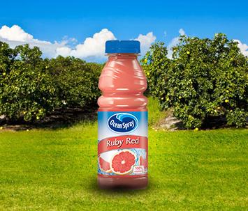 Ocean Spray Ruby Red Grapefruit Juice Cocktail