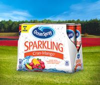 Ocean Spray Sparkling Cran Mango