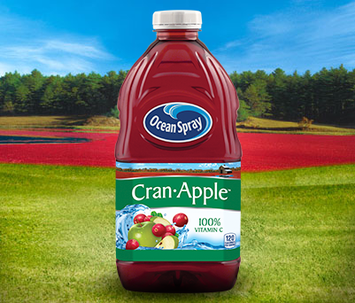 Ocean Spray Cran-Apple Juice Drink