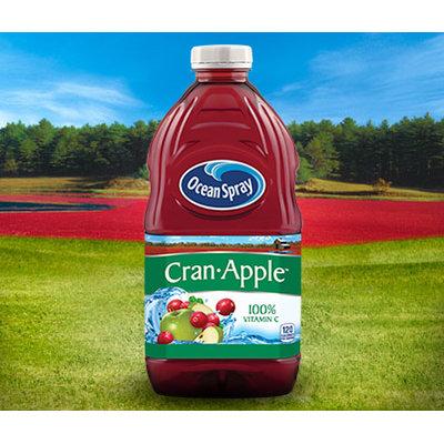 Ocean Spray Cran-Apple Juice Drink