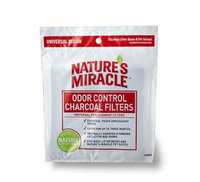 Nature's Miracle® Odor Control Universal Charcoal Filter