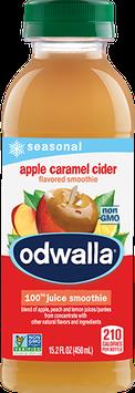Odwalla® Apple Caramel Cider Smoothie Juice