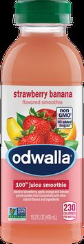 Odwalla® Smoothie Strawberry Banana
