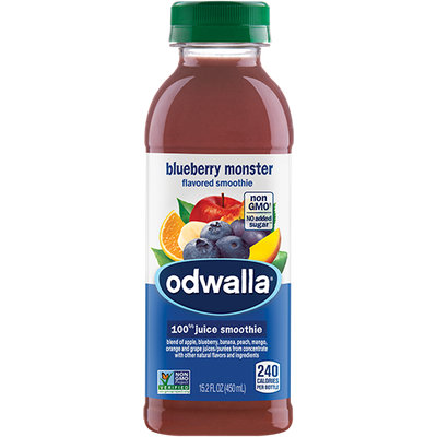 Odwalla® Blueberry Monster Flavored Smoothie