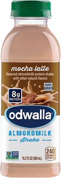 Odwalla® Mocha Latte Almondmilk Protein Shake