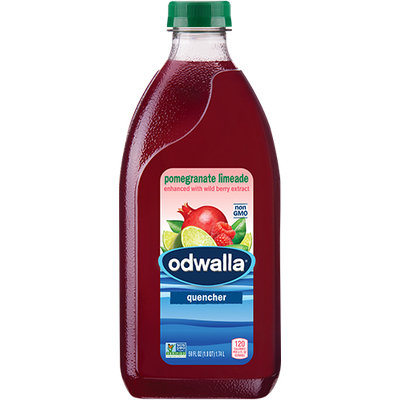 Odwalla® Quencher Pomegranate Limeade