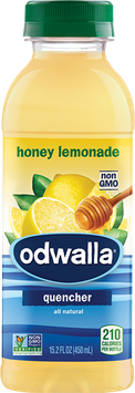 Odwalla® Quencher Honey Lemonade