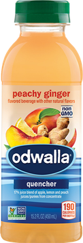 Odwalla® Quencher Peachy Ginger