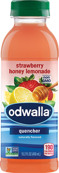 Odwalla® Quencher Strawberry Honey Lemonade