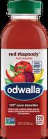 Odwalla® Red Rhapsody® Fruit Smoothie