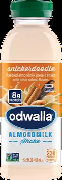 Odwalla® Snickerdoodle Almondmilk Protein Shake