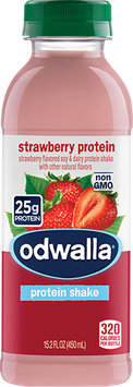 Odwalla® Strawberry Protein Shake