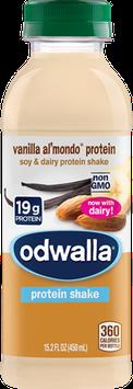 Odwalla® Vanilla Al'mondo® Soy and Dairy Protein Shake