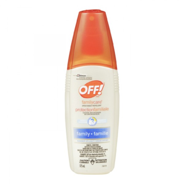 OFF! Insect Repellent Summer Splash