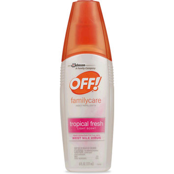 OFF! Tropical Fresh Light Scent