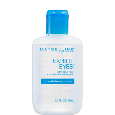 Maybelline Expert Eyes® 100% Oil-Free Eye Makeup Remover