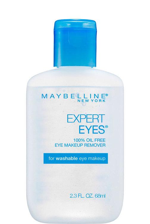 Maybelline eye makeup remover