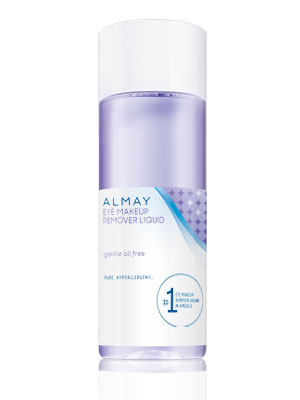 Almay Oil Free Gentle Eye Makeup Remover