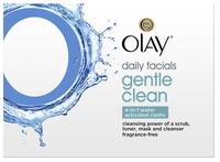 Olay 4-in-1 Daily Facial Cloths Sensitive