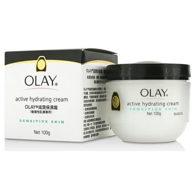 Olay Active Hydrating Cream for Sensitive Skin