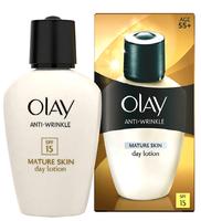 Olay Anti-Wrinkle Mature Skin Day Fluid
