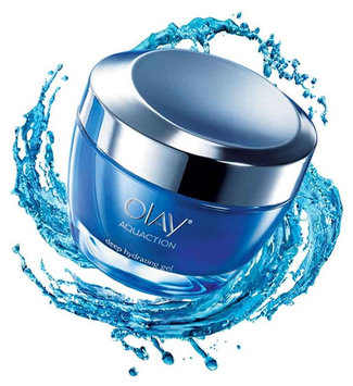 Olay Aquaction Long Lasting Hydration Gel