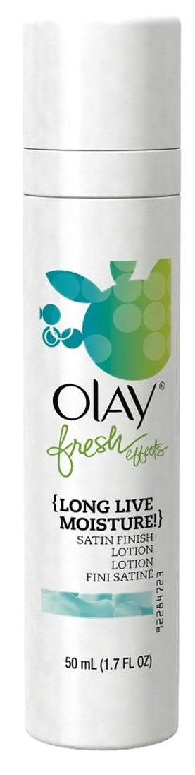 Olay Long Live Moisture! Satin Finish Lotion