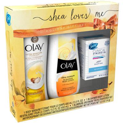 Olay Mixed Shea Loves Me Holiday Pack