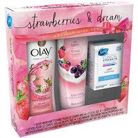 Olay Mixed Strawberries and Dreams Holiday Pack