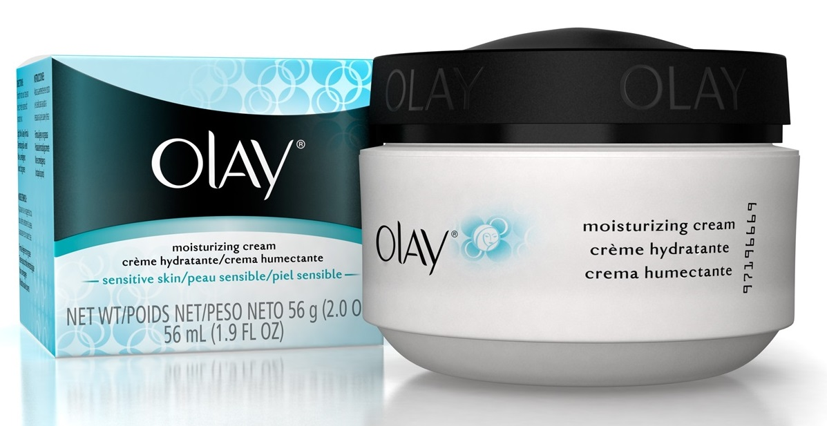 Olay Moisturizing Cream Sensitive Skin