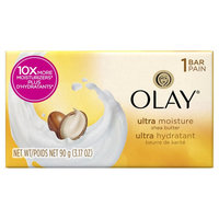 Olay Outlast Ultra Moisture Shea Butter Beauty Bar