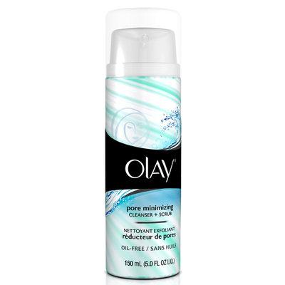 Olay Pore Minimizing Cleanser + Scrub