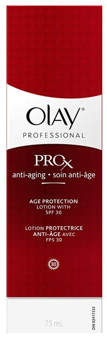 Olay ProX Age Repair Lotion with Sunscreen Broad Spectrum SPF 30