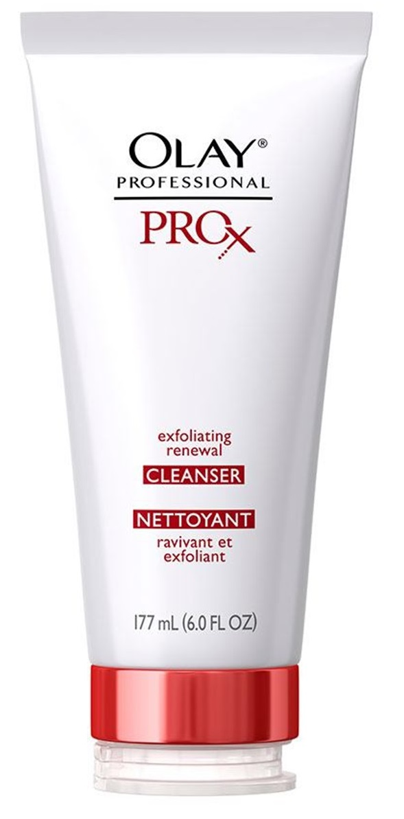 Olay Prox Exfoliating Renewal Cleanser