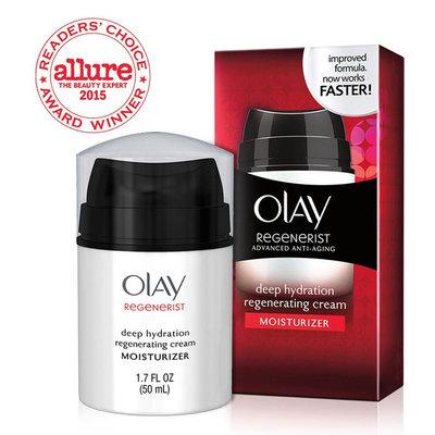 Olay Regenerist Advanced Anti-Aging Deep Hydration Regenerating Cream Moisturizer