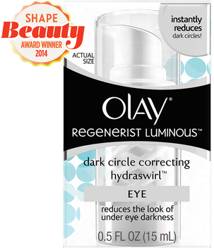 Olay Regenerist Luminous Dark Circle Correcting Hydraswirl Eye Cream