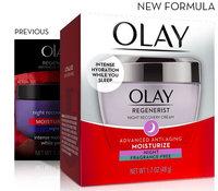 Olay Regenerist Night Recovery Cream Fregrance Free