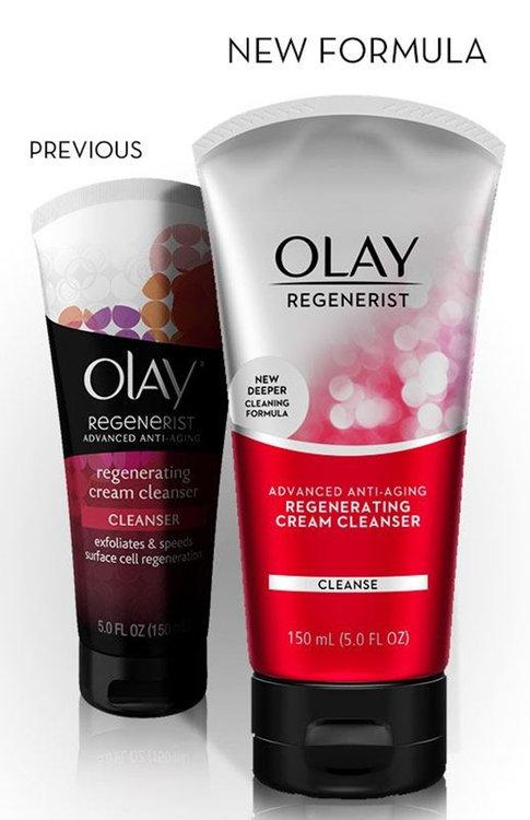 Olay Regenerist Regenerating Cream Cleanser Reviews 2019