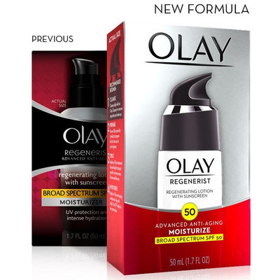 Olay Regenerist Regenerating Lotion with Sunscreen Broad Spectrum SPF 50