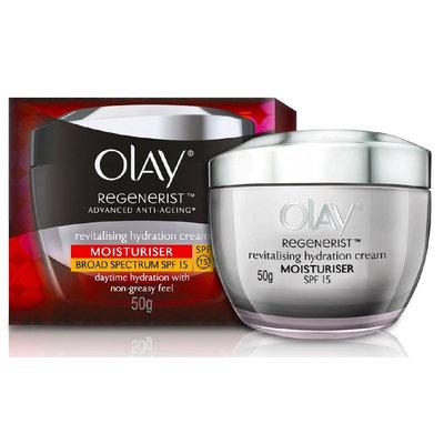 Olay Regenerist Revitalising Hydration Cream SPF 15