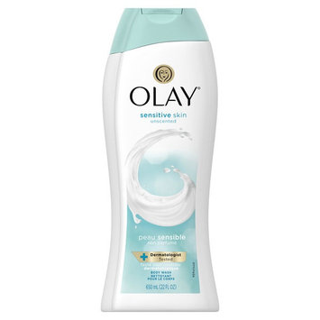 Olay Sensitive Skin Unscented Body Wash
