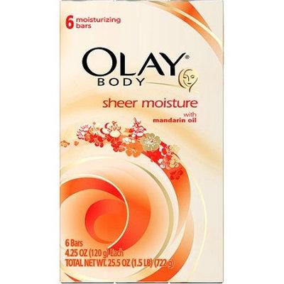 Olay Sheer Moisture Bar with Mandarin Oil