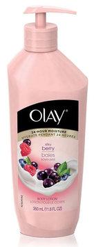 Olay Silky Berry Body Lotion