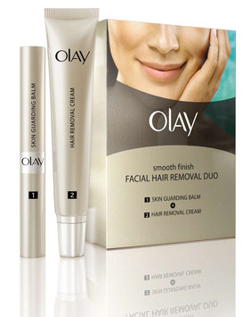 Olay Smooth Finish Facial Hair Remover Duo Fine To Medium Hair