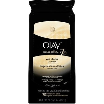 Olay Total Effects 7-in-1 Wet Facial Wipes