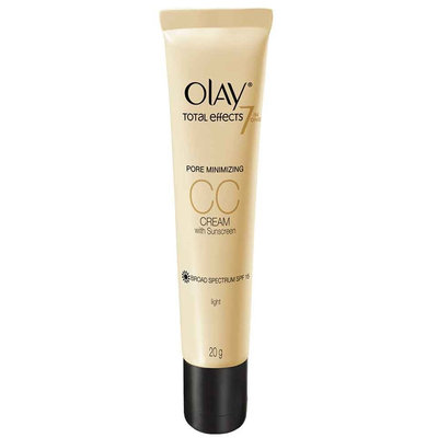 Olay Total Effects Pore Minimizing Cc Cream Fair To Light