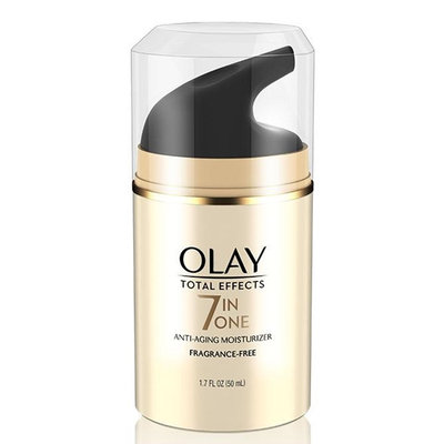 Olay Total Effects Anti-Aging Fragrance-Free Moisturizer