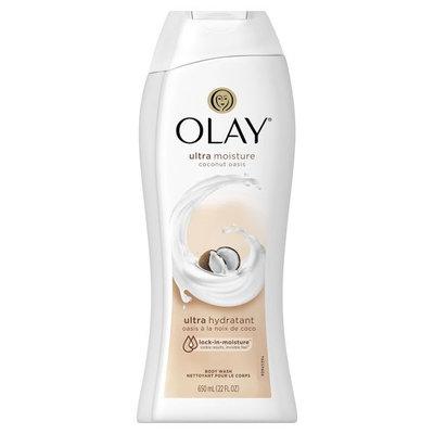 Olay Ultra Moisture Coconut Oasis Body Wash